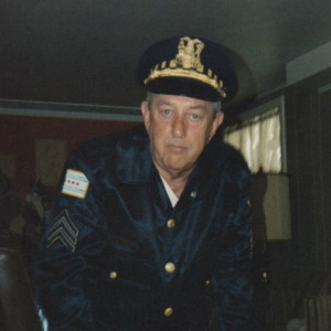 Sgt. August Deuser